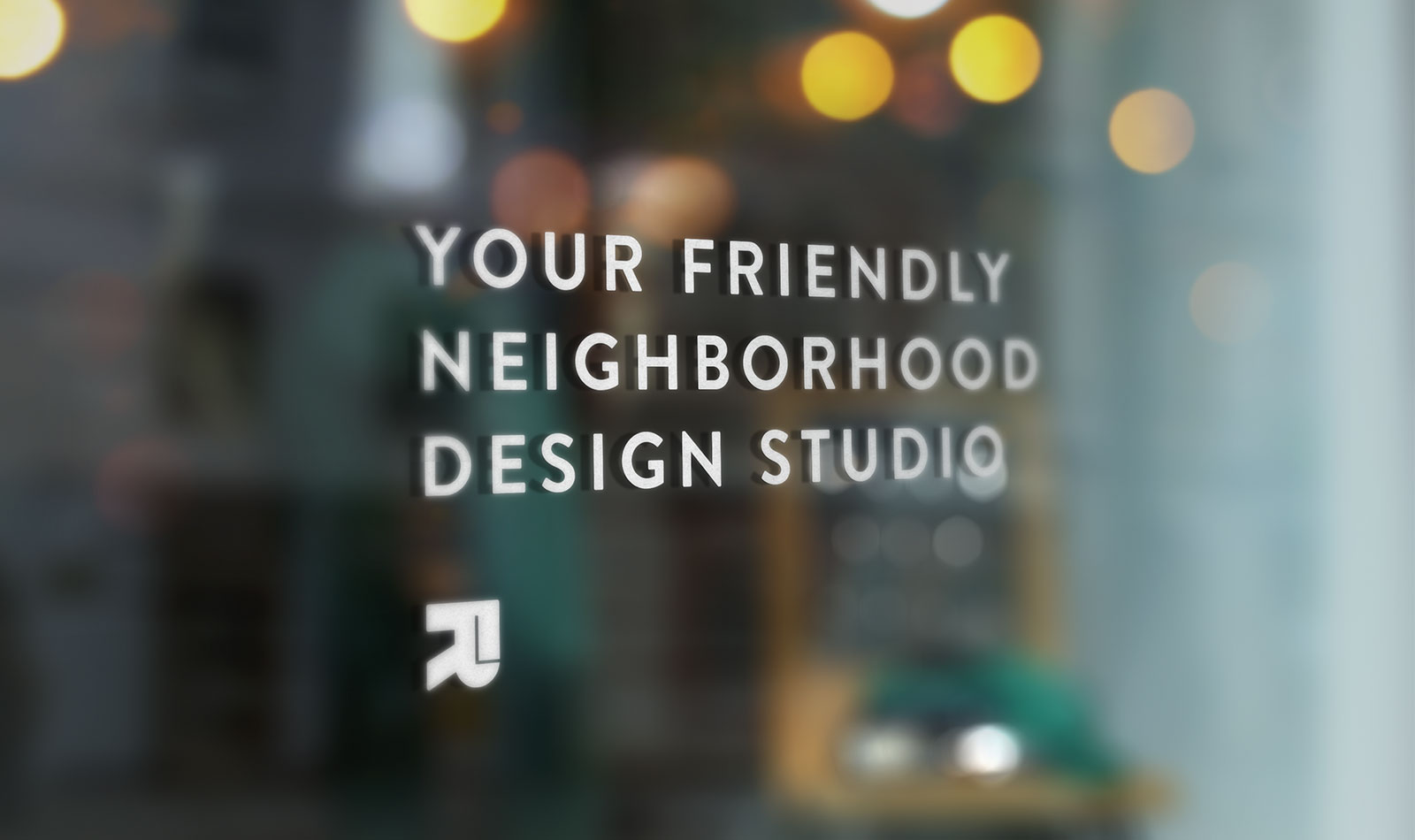 A Friendly Neighborhood Design Studio